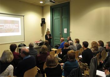 Conferència sobre l'ictus a Casa Elizalde